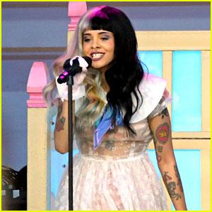 Melanie Martinez Performs 'Pity Party' on 'Kimmel' (Video)