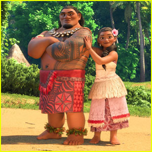 Disney Makes More 'Moana' Casting Announcements!