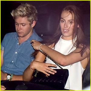 Niall Horan & New Girlfriend Celine Helene Vandycke Spend the Weekend Together!