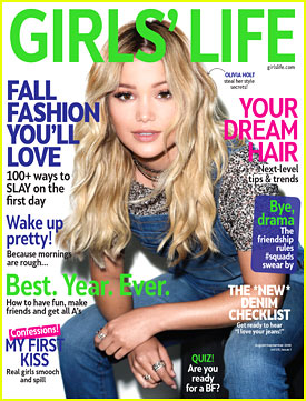 Olivia Holt Isn't Going To Sing Something She Hasn't Lived Through