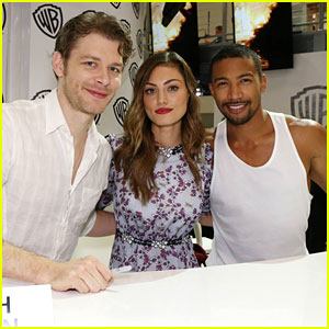 Phoebe Tonkin & Joseph Morgan Tease 'The Originals' Time Jump at Comic-Con
