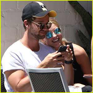 Abby Champion Has Dinner Date with Patrick Schwarzenegger Before Lunch The Next Day