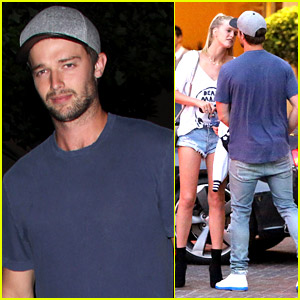 Patrick Schwarzenegger Says He Doesn't Need to 'Aim' for Hot Girls, He Just Gets Them!