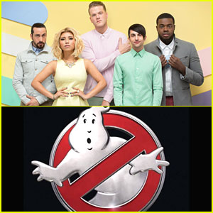 Pentatonix Put A Cappella Spin on 'Ghostbusters' Theme Song - Listen Here!