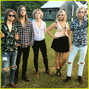 R5 Shares Pics from Baton Rouge Show!