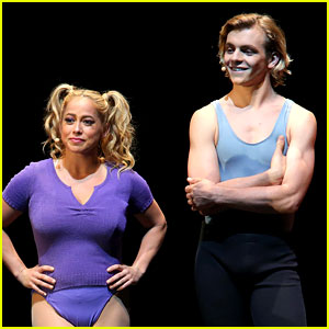 Ross Lynch Performs in 'A Chorus Line' at Hollywood Bowl - Watch Now!