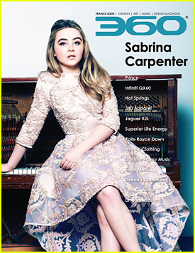 Sabrina Carpenter Wants To Have Her Own Fashion Line One Day