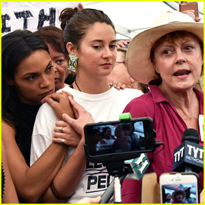 Shailene Woodley Explains Why She Doesn't Expect Hillary Clinton to Get Momentum