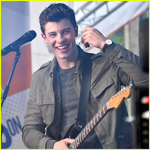 Shawn Mendes Performs New Song 'Ruin' on 'Today' - Watch Here!