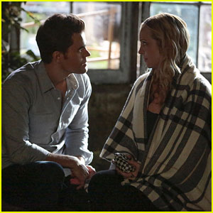 Will Another Girl Come Between Stefan & Caroline on 'The Vampire Diaries' Season 8?