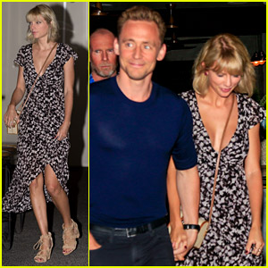 Taylor Swift Steps Out for Dinner in Australia with Tom Hiddleston!