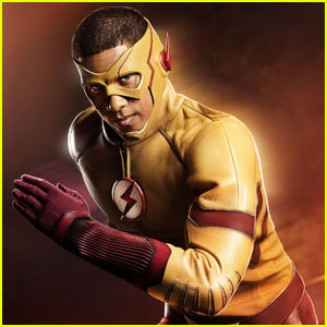 'The Flash' Debuts the First Look at Kid Flash
