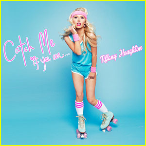 Tiffany Houghton Drops Brand New Single 'Catch Me If You Can' - Download Now!