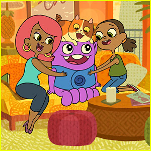Watch Exclusive Trailer For 'Home Adventures With Tip & Oh'!