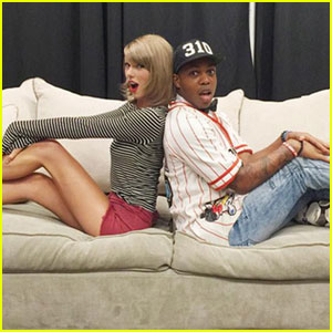 Taylor Swift Gets Love From Pal Todrick Hall: 'She's One of the Most Genuine People'