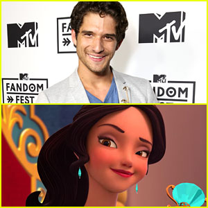 Tyler Posey Is Really Excited About His 'Elena of Avalor' Prince