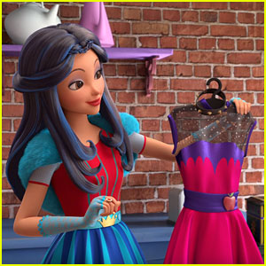 Disney Debuts Three New 'Descendants: Wicked World' Episodes - Watch Now!