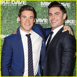 Zac Efron & Adam DeVine Bring 'Mike & Dave Need Wedding Dates' To Australia!