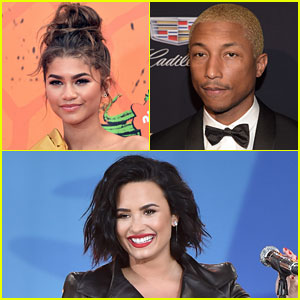 Zendaya & Demi Lovato Favorite Tweets in Support of Kim Kardashian & Kanye West