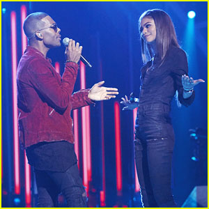 Zendaya Sings 'Let Me Love You' With Mario on 'Greatest Hits'