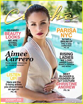 Aimee Carrero: 'Elena of Avalor' Is A Great Ambassador For Latin Culture