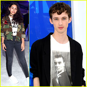 Alessia Cara Performs 'Wild' with Troye Sivan for VMAs 2016 Pre-Show (Video)