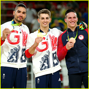 Alex Naddour Wins Bronze Medal For Team USA on Pommel Horse In Rio!