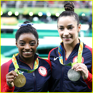 Aly Raisman's Reaction To Winning Silver All-Around Medal in Rio Is The Best Comeback!