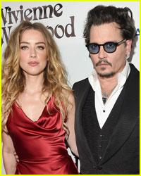 Amber Heard & Johnny Depp Settle Divorce