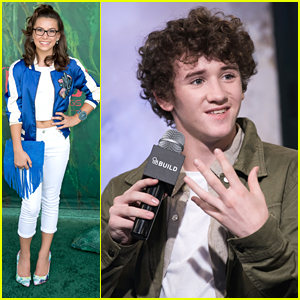 Art Parkinson Talks 'Kubo & the Two Strings' at AOL Build