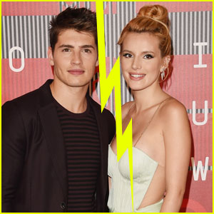 Bella Thorne & Gregg Sulkin Break Up