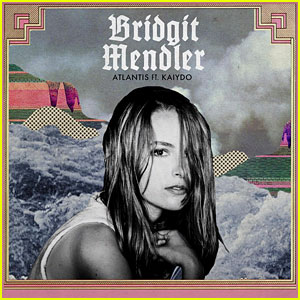 Bridgit Mendler Announces New Song 'Atlantis' Out On August 26th!