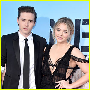 Chloe Moretz Spends the Day at the Beach with BF Brooklyn Beckham!