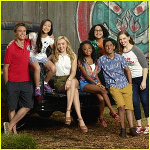 Peyton List & Skai Jackson Dish on 'Bunk'D' Season 2 in Exclusive Clip