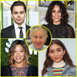 Jake T. Austin, Gina Rodriguez, & More Stars Mourn Death of Willy Wonka's Gene Wilder