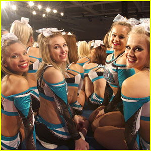 Watch What Really Goes Into Becoming An Elite Athlete in 'Cheer Squad' - Sneak Peek!
