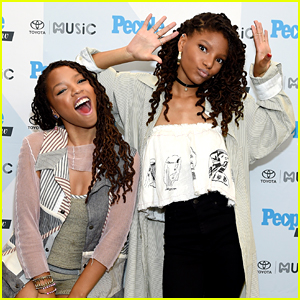 Chloe x Halle Have Never Had A Real Fight