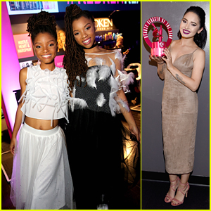 Laura Sanchez Wins Beauty Vlogger of the Year at NYX Face Awards; Chloe x Halle Perform