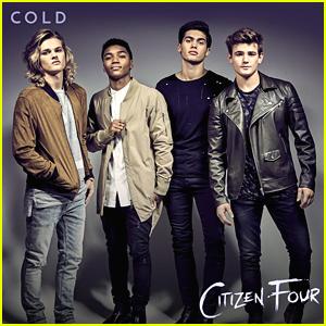 Citizen Four Drop Original Song 'Cold' - Listen & Download Now!