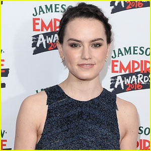 Daisy Ridley Says 'Star Wars: Episode VIII' Still Needs a Title