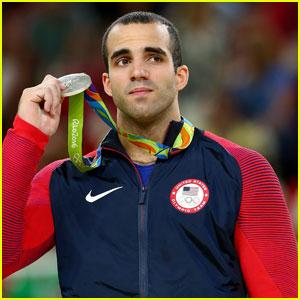 Danell Leyva Wins Silver in Horizontal Bar at Rio Olympics 2016!