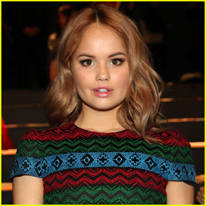 Debby Ryan Suffers Bad Fall, Sprains Her Foot!