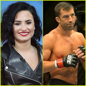 Does Demi Lovato Have a New Boyfriend? Meet Luke Rockhold!