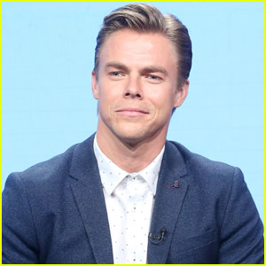 Derek Hough Won't Be 'Singin' in the Rain' Next Year