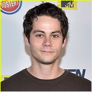Dylan O'Brien Sports Scruffy Beard After 'Maze Runner' Car Accident