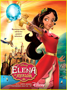 Elena of Avalor Makes Disney Parks Debut Today - Watch The Live Stream!