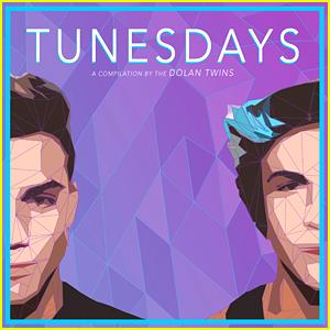 Ethan & Grayson Dolan Announce Compilation Album 'Tunesdays'