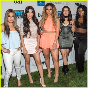 Fifth Harmony & Laura Marano Step Out To Support VH1 Save The Music Ahead of VMAs
