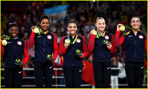 USA Women's Gymnastics Team 2016 Announces Team Name: Final Five!