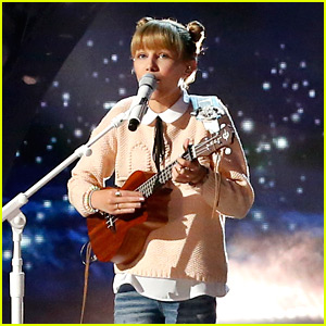 Grace VanderWaal Wows with Third 'AGT' Performance - Watch Now!